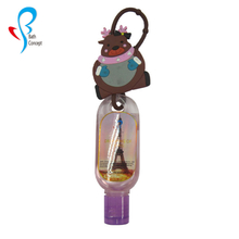 Hand Wash Liquid Soap Antibacterial Hand Sanitizer with Key Ring