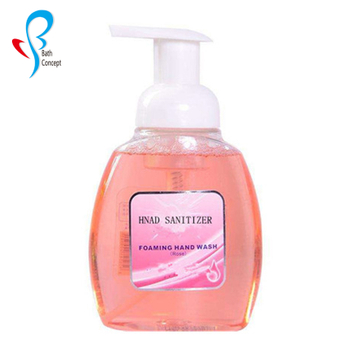 Top cheapest handmade foam hand sanitizer use with FDA