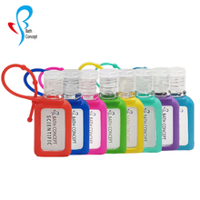 Chidren Hand Sanitizer Gel with Fragrance Carabiner Alcohol Free Hand Sanitizer